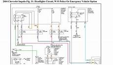 2007 impala headlight wiring harness what are each wire color for the headlight wire harness trying to