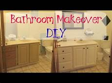 garbage to gorgeous episode 8 bathroom makeover on a budget diy craft klatch youtube