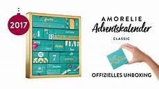amorelli adventskalender 2017 amorelie adventskalender classic 2017 inhalt official