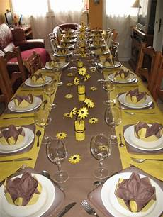 décoration table anniversaire adulte table d anniversaire photo de mes tables d 233 cor 233 es ca