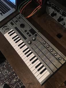 korg microkorg synthesizer vocoder platinum limited edition reverb