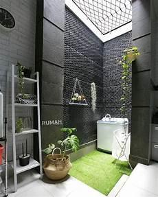 10 Ide Penataan Ruang Cuci Jemur Di Belakang Rumah Meski