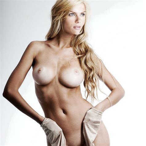 Naked Men Squatting
