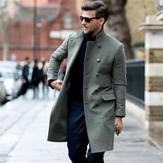 derniere tendance homme les tendances manteau homme de cet hiver fashiola