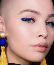 nouveaut 233 maquillage des yeux l eyeliner en couleurs vives