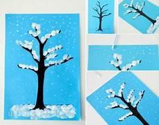 winterbilder zum basteln im winter basteln mit kindern 6 einfache diy ideen f 252 r