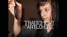 traitement naturel pour la chute des cheveux