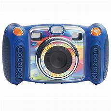 vtech kidizoom duo digital cameras in blue and pink