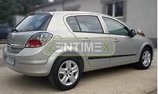 Schutzleisten F 252 R Opel Astra H 2004 2010 Schr 228 Gheck
