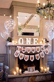 1st birthday decoration themes kara s ideas winter onederland birthday