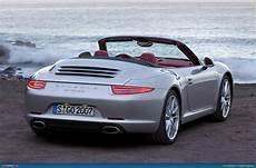 Ausmotive 187 Detroit 2012 Porsche 911 Cabriolet