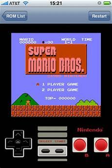 Malvorlagen Mario Emulator Random Stuff Mario Bros On The Iphone Yeah