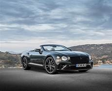 bentley continental gt convertible review power and poise