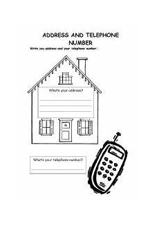 whats your address esl worksheet by sivgin2100
