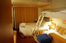 a inside carnival cruise lines balcony stateroom carrie travel