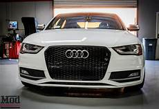 front grille for 2009 14 audi a4 s4 b8 5 rs4 style