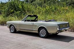1965 Ford Mustang GT K Code Convertible For Sale