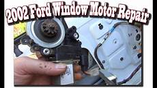 how does a cars engine work 2002 ford econoline e250 navigation system 2002 windstar window motor repair youtube