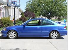 2000 Honda BEAST 520HP Turbo [Civic] SI For Sale   Omaha