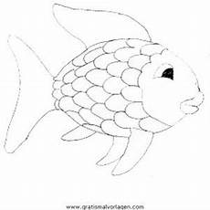 Malvorlage Fisch Din A4 Regenbogenfisch Gratis Malvorlage In Fische Tiere Ausmalen