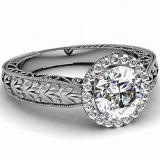 white gold white diamond engagement wedding ring in pave fd69828ror nl wg not