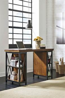 home office furniture orlando shayneville home office h526 industrial home office