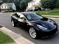 tesla model 3 black model 3 2018 solid black 288f0 only used tesla