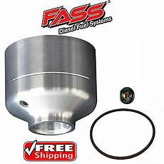 gmc duramax fuel filter fass factory fuel filter delete canister for chevrolet gmc duramax 6 6l dfd 4000 ebay