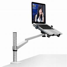 support ordinateur portable aliexpress buy oa 1s 360 rotation aluminum alloy 2 in 1 tablet pc holder and laptop stand