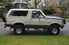 where to buy car manuals 1990 ford bronco ii electronic valve timing 1990 ford bronco xlt full size 4x4 5 8l v8 automatic only 96 743 orig miles for sale photos