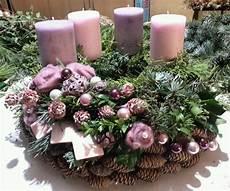 adventskranz deko weihnachten kr 228 nze und