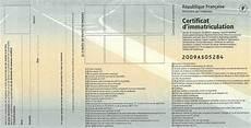 Comprendre Un Certificat D Immatriculation Comment