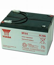 battery 12v 10ah 151x98x97 5 yuasa lead vlad