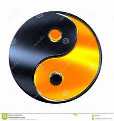 Malvorlagen Yin Yang Foto Symbool Yin Yin Yang Stock Illustratie Illustratie