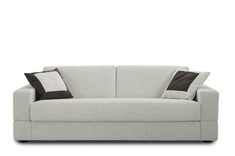Brian Sofa Bed With Sprung Mattress