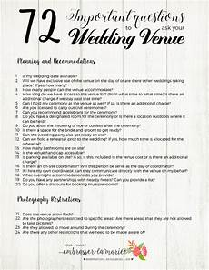 Story Questions To Ask Your Wedding Venue Before Booking