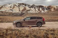 2018 volvo v60 cross country test reliable