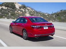 2017 Honda Accord Adds Value Oriented Sport Special Edition