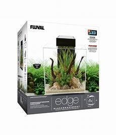 Fluval Edge 2 0 Aquarium Set 46 Liter Dehner