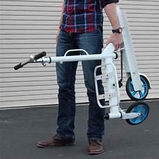 The Nimble Scooter Lets You Travel Distances