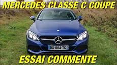 essai mercedes classe c 200 essence essai mercedes classe c coup 233 en diesel ou en essence