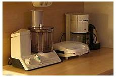 Kitchen Electronics List by Small Appliance