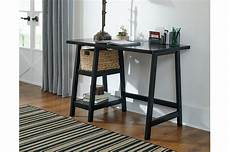 home office furniture austin ashley mirimyn 42 quot home office desk in black austin s