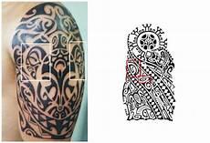 tattoos und ihre bedeutung ideen polynesische tattoos zeichen bedeutung
