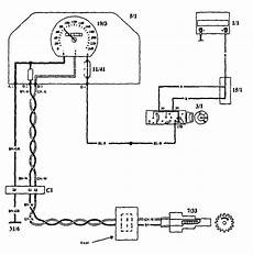 volvo 940 1993 1994 wiring diagrams speedometer carknowledge