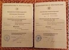 adac internationaler führerschein internationaler f 252 hrerschein wie ihn beantragt und