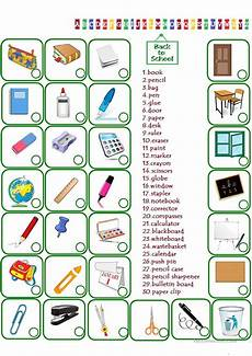 worksheets classroom objects 18220 classroom objects esl worksheets for distance learning and physical classrooms