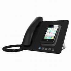 ifusion smartstation iphone handset and speakerphone
