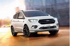 kuga st line kuga shapes up new ford kuga st line unveiled car magazine