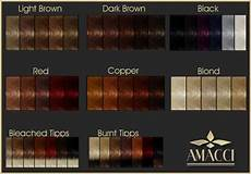 rote haarfarben palette what are your hair and colors hair color chart